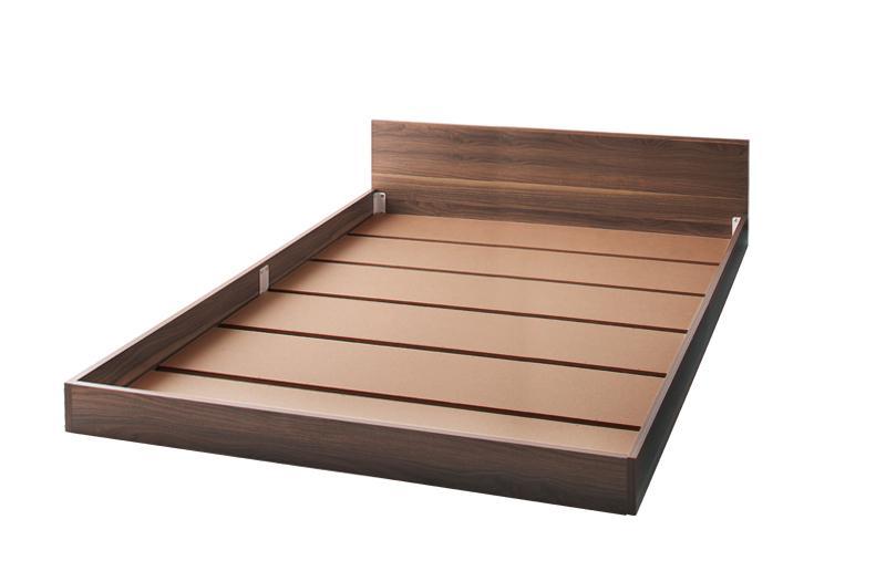 【ポイント10倍】ベッド クイーン【Dormirl】【フレームのみ】ブラック モダンデザインベッド【Dormirl】ドルミール