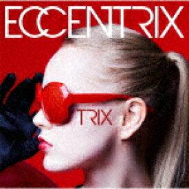 【ポイント10倍】TRIX/ECCENTRIX[KICJ-829]【発売日】2019/8/21【CD】