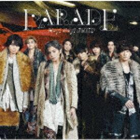【ポイント10倍】Hey! Say! JUMP/PARADE (通常盤)[JACA-5815]【発売日】2019/10/30【CD】