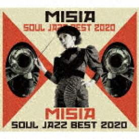 【ポイント10倍】MISIA/MISIA SOUL JAZZ BEST 2020 (初回生産限定盤A)[BVCL-30050]【発売日】2020/1/22【CD】