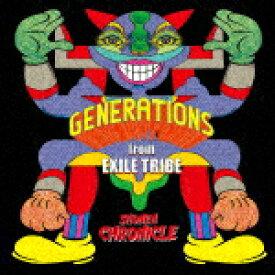 【ポイント10倍】GENERATIONS from EXILE TRIBE/SHONEN CHRONICLE (通常盤)[RZCD-86978]【発売日】2019/11/21【CD】