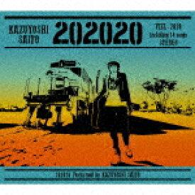 【ポイント10倍】斉藤和義/202020 (初回限定盤)[VIZL-2020]【発売日】2020/1/29【CD】