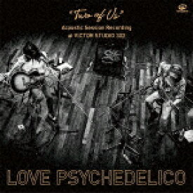 """【ポイント10倍】LOVE PSYCHEDELICO/""""TWO OF US"""" Acoustic Session Recording at VICTOR STUDIO 302 (生産限定盤)[VIJL-60222]【発売日】2020/3/25【レコード】"""