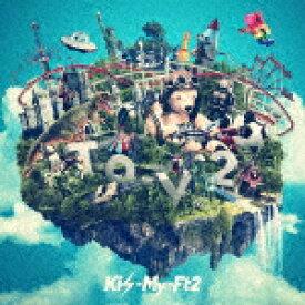 【ポイント10倍】Kis−My−Ft2/To−y2 (初回盤A)[AVCD-96465]【発売日】2020/3/25【CD】