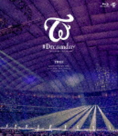 """【ポイント10倍】TWICE/TWICE DOME TOUR 2019 """"#Dreamday"""" in TOKYO DOME (通常盤/177分)[WPXL-90224]【発売日】2020/3/4【Blu-rayDisc】"""