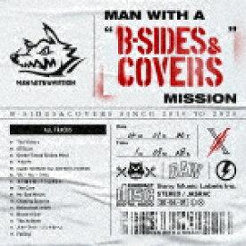 """【ポイント10倍】MAN WITH A MISSION/MAN WITH A """"B−SIDES&COVERS"""" MISSION[SRCL-11379]【発売日】2020/4/1【CD】"""