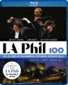 【ポイント10倍】ロサンゼルス・フィルハーモニック/ロス・フィル創立100周年ガラ・コンサート (輸入盤/137分)[KKC-9546]【発売日】2020/5/30【Blu-rayDisc】
