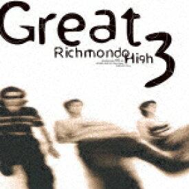 【ポイント10倍】GREAT3/Richmondo High (限定盤/デビュー25周年記念)[UPJY-9103]【発売日】2020/8/8【レコード】