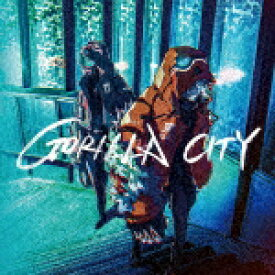 【ポイント10倍】Gorilla Attack/GORILLA CITY (数量限定盤)[RZZB-87025]【発売日】2020/9/9【CD】