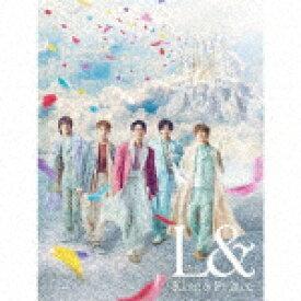 [先着特典付き]【ポイント10倍】King & Prince/L& (初回限定盤A)[UPCJ-9015]【発売日】2020/9/2【CD】