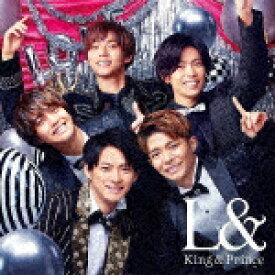 【ポイント10倍】King & Prince/L& (通常盤)[UPCJ-1002]【発売日】2020/9/2【CD】