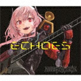 【ポイント10倍】ドールズフロントライン/Character Songs Collection 「ECHOES」 (初回限定盤)[VIZL-1792]【発売日】2020/8/26【CD】