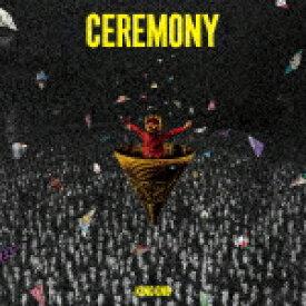 【ポイント10倍】King Gnu/CEREMONY (完全生産限定盤/)[BVJL-42]【発売日】2020/12/2【レコード】