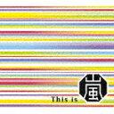 【ポイント10倍】嵐/This is 嵐 (初回限定盤/Blu-ray付)[JACA-5872]【発売日】2020/11/3【CD】