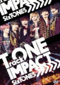 【ポイント10倍】SixTONES/TrackONE −IMPACT− (通常盤/174分)[SEBJ-3]【発売日】2020/10/14【DVD】