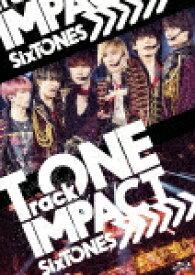 【ポイント10倍】SixTONES/TrackONE −IMPACT− (通常盤/174分)[SEXJ-3]【発売日】2020/10/14【Blu-rayDisc】