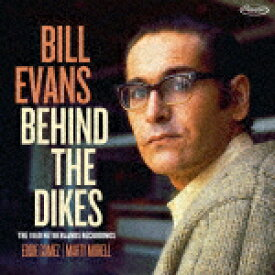 【ポイント10倍】Bill Evans/Behind The Dikes (完全限定盤/輸入盤/)[KKJ-10004]【発売日】2021/7/17【レコード】