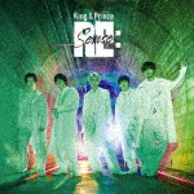 [先着特典:スマホリング付き] 【ポイント10倍】King & Prince/Re:Sense (通常盤(初回プレス)/)[UPCJ-9023]【発売日】2021/7/21【CD】