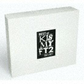 [先着特典付き]【ポイント10倍】Kis−My−Ft2/BEST of Kis−My−Ft2 (通常盤/CD+Blu-ray盤/デビュー10周年記念/2CD+Blu-ray)[AVCD-96766]【発売日】2021/8/10【CD】