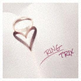 【ポイント10倍】TRIX/RING[KICJ-848]【発売日】2021/8/25【CD】
