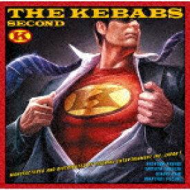 【ポイント10倍】THE KEBABS/セカンド (初回限定盤/CD+DVD)[TECI-1744]【発売日】2021/10/20【CD】