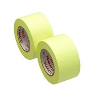 【ポイント10倍】(業務用10セット)ヤマト メモックロール替テープ蛍光 WR-25H-LE