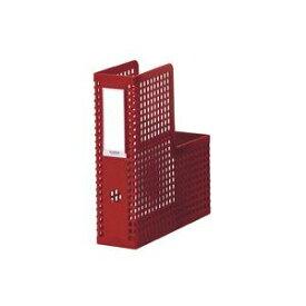 【ポイント10倍】(業務用5セット)セキセイ シスボックス SBX-85 A4S 赤