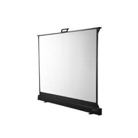 【スーパーSALE限定価格】キクチ科学研究所 モバイルテーブルトップスクリーン 50型 GTP-50W 1台