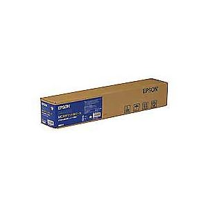 【ポイント10倍】エプソン EPSON MC厚手マット紙ロール 44インチロール 1118mm×25m MCSP44R4 1本