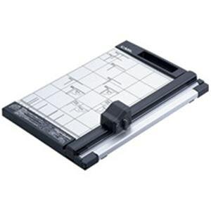 【ポイント10倍】(業務用10セット) カール事務器 ディスクカッターDC-200N A4