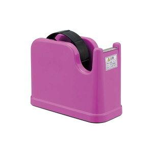 【ポイント10倍】(業務用セット) テープカッター NTC-201-P ピンク【×10セット】