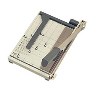 【ポイント10倍】(業務用3セット) プラス ペーパーカッター PK-014 B5