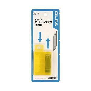 【ポイント10倍】(業務用セット) オルファ アートナイフ 替刃 【×20セット】