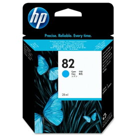 【ポイント10倍】(業務用5セット) HP ヒューレット・パッカード インクカートリッジ 純正 【HP82 C4911A】 シアン(青)