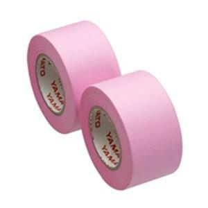 【ポイント10倍】(業務用100セット) ヤマト メモックロール替テープ蛍光 WR-25H-RO