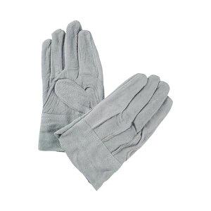 【ポイント10倍】(まとめ)ミタニコーポレーション 牛床革手袋背縫い 1双【×50セット】