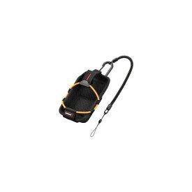 【ポイント10倍】OLYMPUS ストラップ付きカメラケース スポーツホルダー(オレンジ) CSCH-123-ORG CSCH-123