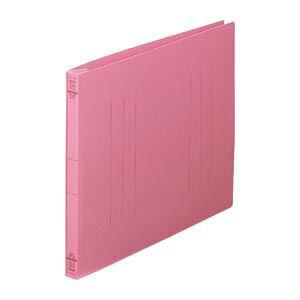 【ポイント10倍】(まとめ) ナカバヤシ フラットファイルJ A4E ピンク【×50セット】