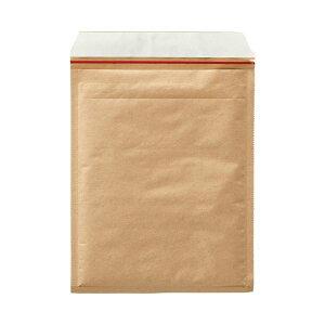 【ポイント10倍】TANOSEE クッション封筒 CD/DVD2枚組用 内寸210×270mm 茶 1ケース(150枚)