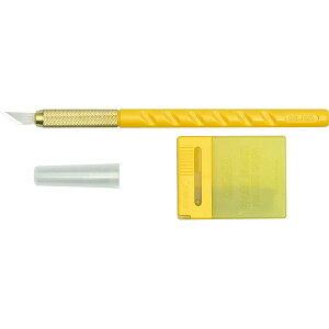 【ポイント10倍】(まとめ)オルファ アートナイフ 替刃25枚付【×10セット】