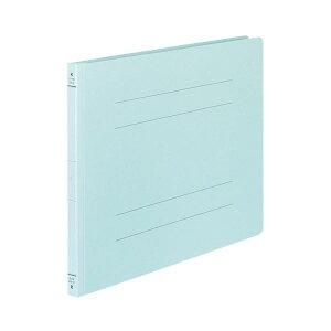 【ポイント10倍】(まとめ)コクヨ フラットファイル(Yタイプ)B4ヨコ 150枚収容 背幅18mm 青 フ-Y19NB 1セット(20冊)【×2セット】