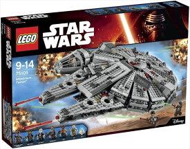 送料無料 レゴ スター・ウォーズ ミレニアム・ファルコンTM 75105 LEGO Star Wars Millennium Falcon 75105 ブロック 創作 入園 入学祝い 対象年齢9歳以上 並行輸入品 フィギュア レゴセット 楽天最安値に挑戦中