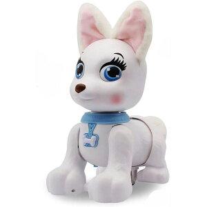 Freedom ロボット 犬 おもちゃ 子供のおもちゃ 電子ペット ロボット犬のおもちゃ 犬型ロボット 犬ぬいぐるみ 犬のロボット AIペット 人工知能 Freedom販売店正規品 日本語の説明書付きグレー(