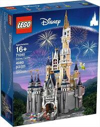 送料無料/レゴ(LEGO)ディズニーシンデレラ城DisneyWorldCinderellaCastle71040クリスマスプレゼントギフト並行輸入品/楽天最安値に挑戦中!