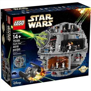送料無料/レゴ(LEGO) スターウォーズ 2016 Death Star デススター 75159 U.C.S.(Ultimate Collector's Series)ブロック 創作 入園 入学祝い 対象年齢14歳〜/並行輸入品/楽天最安値に挑戦中!