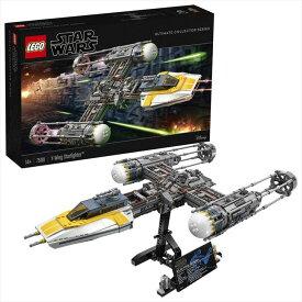 送料無料/レゴ(LEGO) スター・ウォーズ Yウィング・スターファイター(TM) 75181 ブロック 創作 入園 入学祝い 対象年齢14歳〜/並行輸入品/楽天最安値に挑戦中!