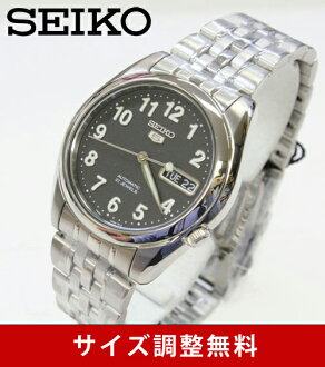 The reimportation model that SEIKO of clock SEIKO 5 reimportation watch self-winding watch SNK381KC <size adjustment for free> Japan imports and sells an overseas model. Warranty or BOX are Japanese SEIKO specifications, too.