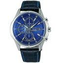 セイコー ワイアード SEIKO WIRED ソーラー 腕時計 メンズ クロノグラフ ニュースタンダードモデル AGAD059