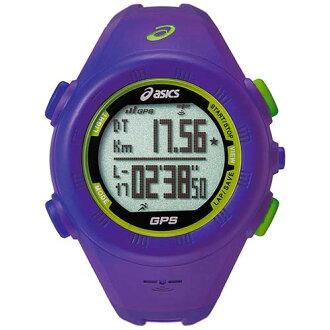 아 식스 AG01 GPS 달리기 시계 쿼 츠 CQAG0102 asics 시계 블루