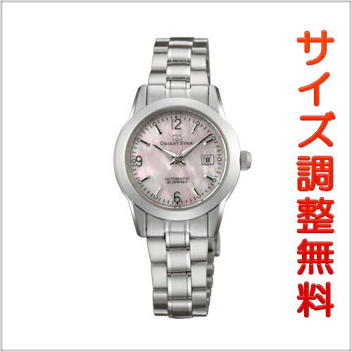 オリエントスター クラシック 腕時計 レディース パールホワイト WZ0411NR ORIENT STAR